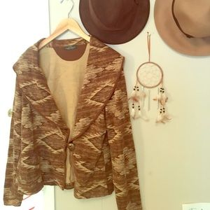 Vintage Ralph Lauren Aztec blazer